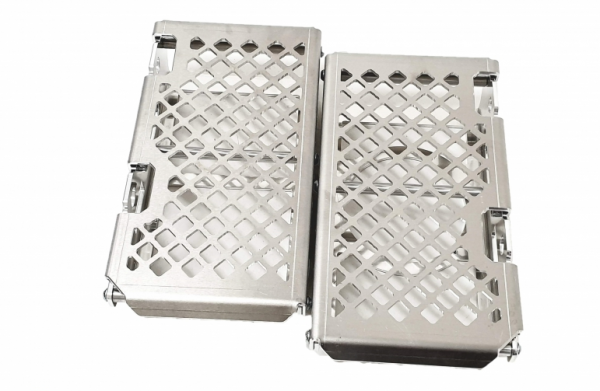 Radiator Guard with Grid and Fan Bracket (2020-2021 Beta RR)