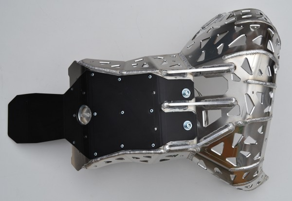 Premium Motorschutz mit Krümmerschutz und Umlenkungsschutz (RR Beta)