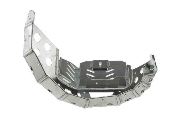 Skid Plate with Pipeguard (Sherco)