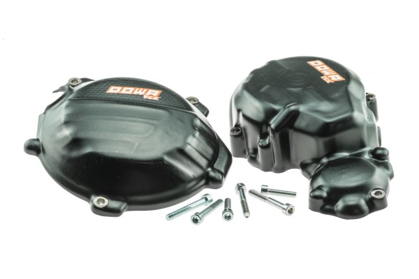 4Stroke Clutch- and Ignition Cover Protection (KTM EXC 250/350)