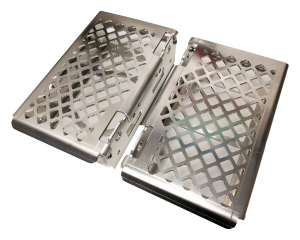 Extra Radiator Grid Aluminium (Beta)