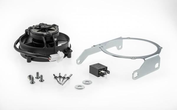 FAN Set with bracket and relais (KTM/Husqvarna)