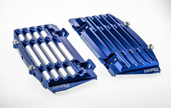 Airflow Radiator Guard CNC made from Aluminum block (2017-2022 KTM/Husqvarna/GasGas)